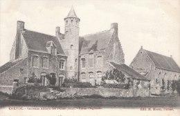 Cpa/pk 1905 Coxyde Koksijde La Ferme Bogaerde Ancienne Abbaye Des Dunes Morez - Koksijde