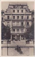 Switzerland Geneve Plaque Woodrow Wilson devant le Palais des Na