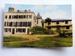 Carte postale ancienne : JURANCON : Le Nid B�arnais , Croix-Rouge Fran�aise