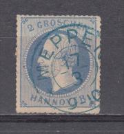 1864     MICHEL  Nº  24 - Hannover