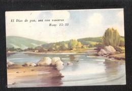 ARGENTINA EL DIOS DE PAZ  SEA CON VOSOTROS ROM 15:33 - Argentina