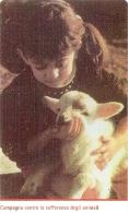 *ITALIA: VIACARD - CAMPAGNA CONTRO LA SOFFERENZA DEGLI ANIMALI (50000)* - Usata - Non Classificati