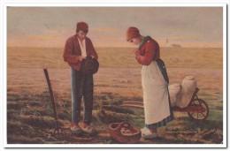 Farming ( Card Has A Crack Above ) - Landbouw
