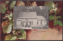 Ak Trebnitz I. Schlesien Buchenwald-Kapelle Um 1905 * CAK Mit Haselnüssen - Schlesien