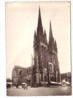 Quimper - La Cathédrale - Marché Animé - éd. Artaud N°2 - Quimper