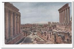 Baalbek, Jupiter And Bacchustemple - Libanon