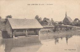 28   LES CORVEES  / LE LAVOIR     /////   REF 2013 / NOV 522 - France