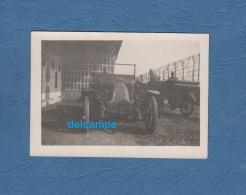 Photo Ancienne - Belle Automobile à Identifier - Automobiles