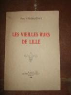 Les Vieilles Rues De Lille. - Vide