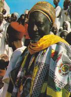 AFRIQUE NOIRE,AFRICA,AFRIKA,CAMEROUN,CAMEROON,MOKOLO,PEUPL E MANDARAS,MANDARA DE LA PLAINE,vieille Homme - Cameroun