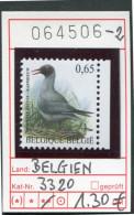 Buzin - Belgien - Belgique - Belgie - Belgium - Michel 3320  - COB 3268  - ** Mnh Neuf Postfris - Lachmöwe - 1985-.. Vogels (Buzin)