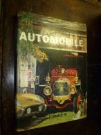 1962    AUTOMOBILE           édition Flammarion De 1962 - Auto