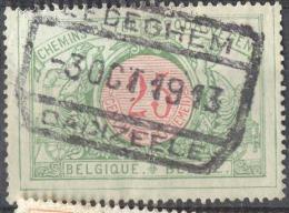 _3T924: TR31: LEDEGHEM // DADIZEELE - Spoorwegen