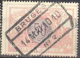 _3T920: TR35: BRUGES // N° 2 : Type: F_N2 - Spoorwegen