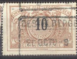 _3T917: TR15: DESTELBERGEN // +__+ : Type: C_k - Spoorwegen