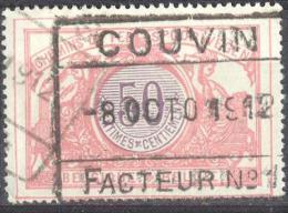 _3T915: TR35: COUVIN // FACTEURN°1: Type: C_fN1 - Spoorwegen