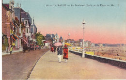 26 - LA BAULE - Le Boulevard Darlu Et La PLage - La Baule-Escoublac