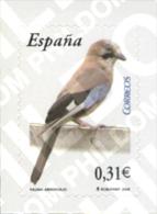 Ref. 218193 * MNH * - SPAIN. 2008. FLORA AND FAUNA . FLORA Y FAUNA - Pájaros