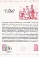 """Document Officiel De 1980 N° 04-80 """" LES GEANTS DU NORD """" N° YT 2076 + Prix Dégressif. DPO - Postdokumente"""