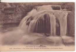 14-Cascate-Falls-Cascade-Cataratas-Mouthier-France-Le Grande Saut-Primi 900-The First 900-La Primera 900-Le Premier 900- - Polynésie Française