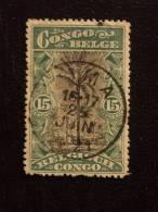 Belgisch Congo Belge Yv 66 O - Congo Belge