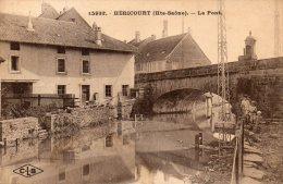 70 HAUTE SAONE  -  HERICOURT Le Pont - Otros Municipios