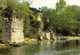 ~   06   ~   LA COLLE S / LOUP .  Le Moulin De La Belle Meuniére. ~       ~ Bien Sympa Et Pas Chére  ~o - France