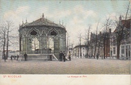 Sint Niklaas      De Kiosque In Het Park   Le Kiosque Au Parc       Scan 5183 - Sint-Niklaas