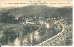 Mont De Menat Environs De Chateauneuf Les Bains - Frankrijk