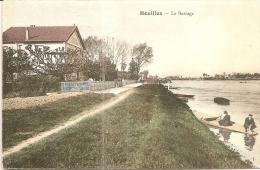 HOUILLES  -  Le Barrage - Houilles