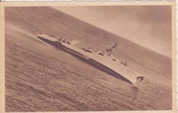 Nave Nemica Colpita - Guerra