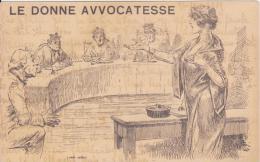 """Le Donne Avvocatesse"" - Humor"