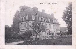 Amillis - Le Château - 1925 - Otros Municipios