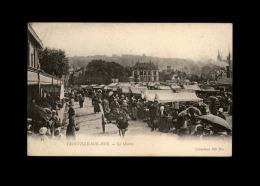 14 - TROUVILLE - Marché - Trouville