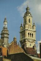 CPM De LILLE (59000) : BEFFROI DE LA NOUVELLE BOURSE - Lille