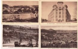 Besançon - 4 Vues D'aprés-guerre - Besancon