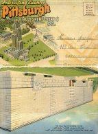 Cartet De 16 Vues De Pittsburgh - Pittsburgh
