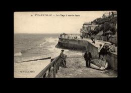 14 - VILLERVILLE - Villerville