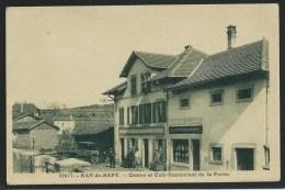 88. BAN- DE- SAPT. (VOSGES) CENTRE,  CAFE DE LA POSTE.. ANIMEE..LES COOPERATEURS..CAMION..C12 32 - France