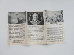 SANTINI/SANTINO - LA PASQUA DELLA FAMIGLIA CRISTIANA - 1935 - Santini