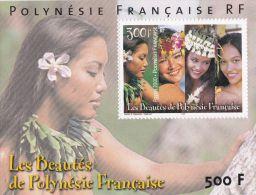 Bloc Feuillet N°25** Les Beautés De La Polynésie Française - Blokken & Velletjes