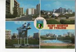 Saint Quentin En Yvelines Multivues - St. Quentin En Yvelines