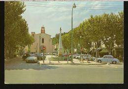 CPSM   83 TOULON La Place Du Pradet  Automobiles  CITROËN DS , COMMERCES TABAC - Toulon
