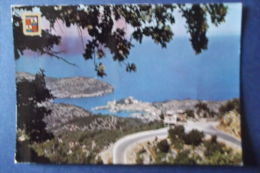 MALLORCA - Vue Panoramique  (Timbre+Cachet) - Palma De Mallorca