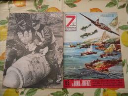 WW2 FOTOSTORIA N.62 1957 DA ROMA A FIRENZE GLI ALLEATI A CIVITAVECCHIA VITERBO SIENA LIVORNO ELBA - Libri, Riviste, Fumetti