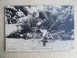 CHI13-  GUERRE 1914/1918 - DU LIOUPIAU AGENT DE LIAISON AU DEMARRAGE - Guerre 1914-18