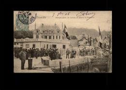 14 - TROUVILLE - Embarcadère Du Bateau Du Havre à Trouville - Trouville