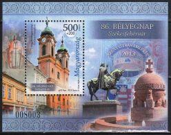 Hungary 2013. Stampday - Alba Regia - Sheet MNH (**) - Dag Van De Postzegel