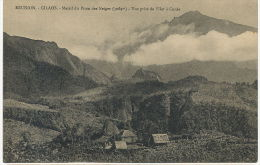 Cilaos Massif Du Piton Des Neiges Vue Prise De L' Ilet A Corde Sans Editeur - La Réunion