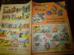 1956  VAILLANT    Le Journal Le Plus Captivant - Vaillant